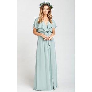 Show Me Your MUMU Audrey Maxi Bridesmaid Dress